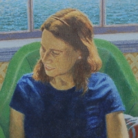 Portrait of Kenner Myers 2012 <br/> Private collection