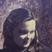 Portrait of Nancy Frost <br/> Private collection