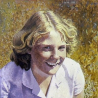 Portrait of Sandy Peterson <br/> Private collection