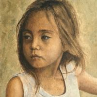 Portrait of Jaidyn <br/> Private collection