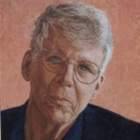 Portrait of Don Bacon <br/> Private collection