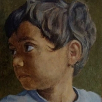 Portrait of Jamie Rinehart <br/> Private collection