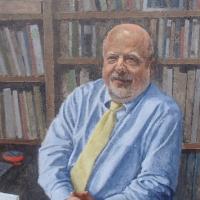 Portrait of Scott Reisinger <br/> Collection Bancroft School